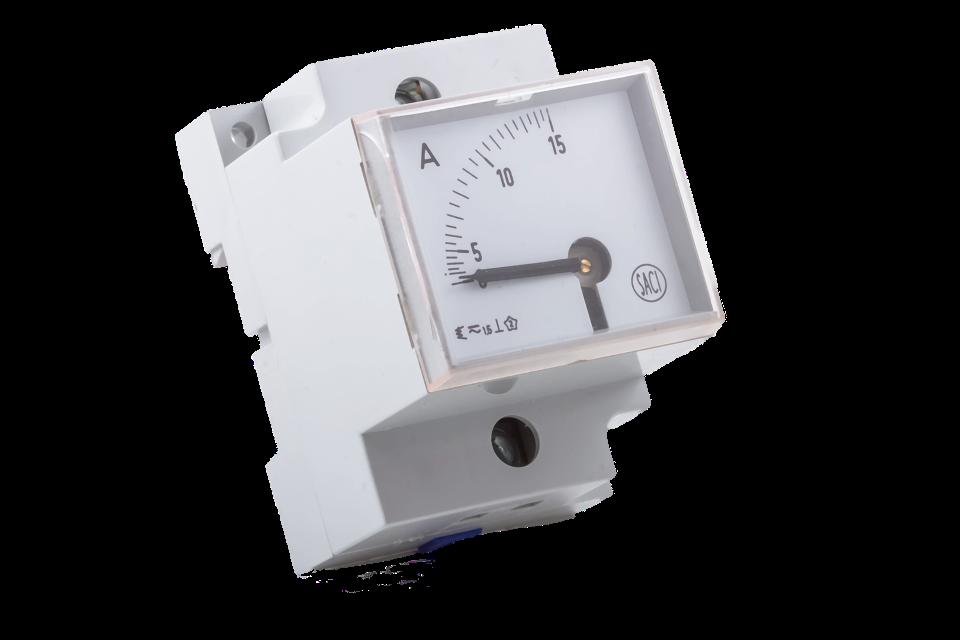 Analog measuring instruments